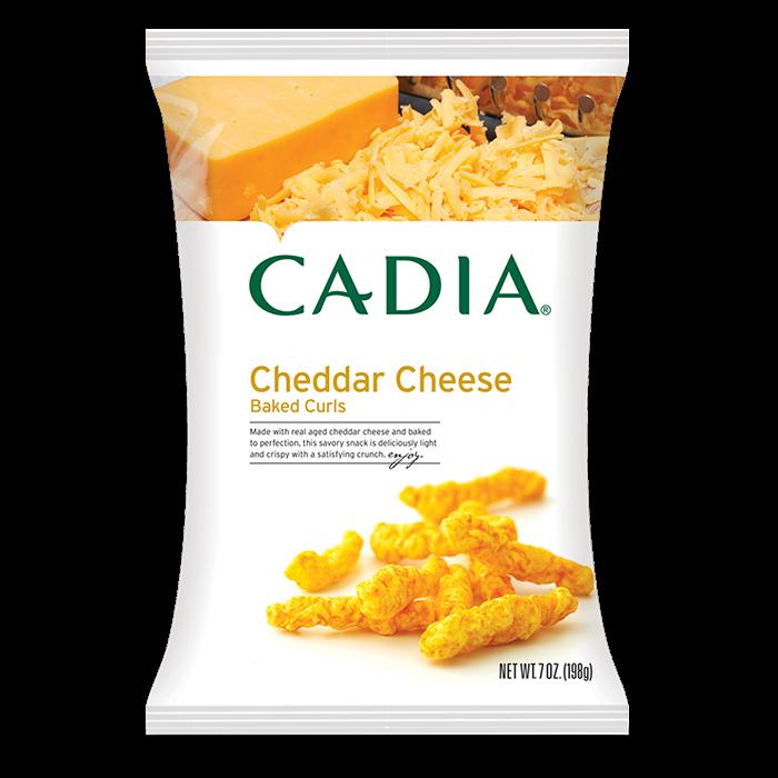 Cheese Curls - Cadia